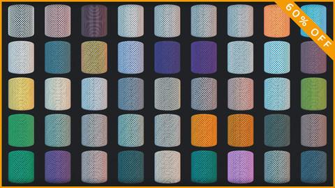 60 Variant UV Checker Pack