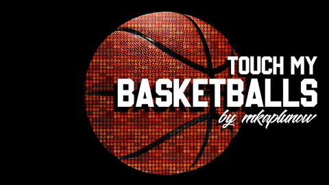 TOUCH MY BASKETBALLS (100 ball game assets pack by mkaplunow)
