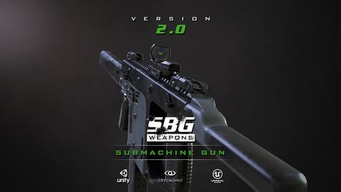 SBG Submachine Gun