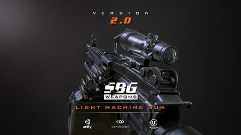 SBG Light Machine Gun
