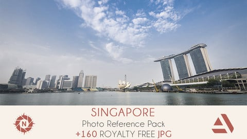 Photo Reference Pack: Singapore