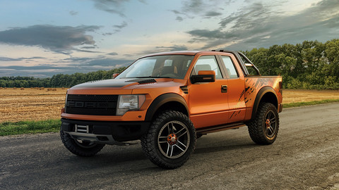 2014 Ford F-150 Raptor SVT