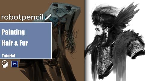 Painting Hair & Fur