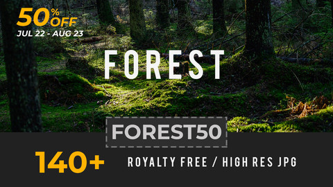 Forest, Environment Pack