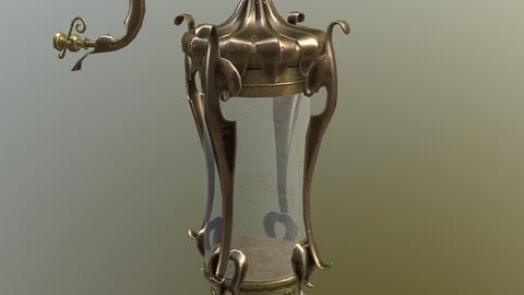 Vintage lamp (Old)