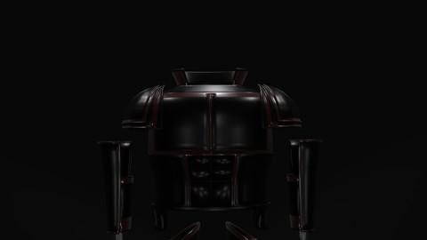 Dinasty Armor Black Edition