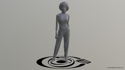 Human 023 LP R