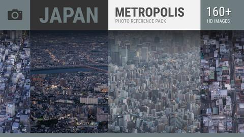 JAPAN Metropolis Ref Pack