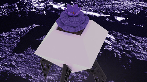 SOLARIS - 3D PRINTABLE PLANTER