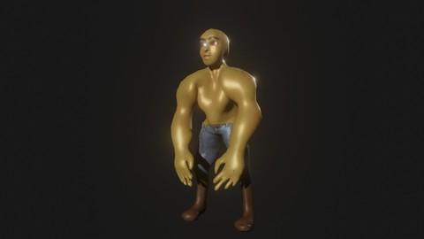 Bolda male character