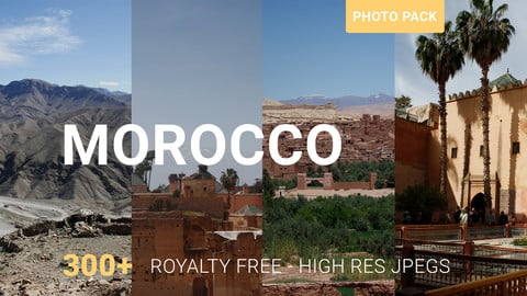 Morocco Photo Pack