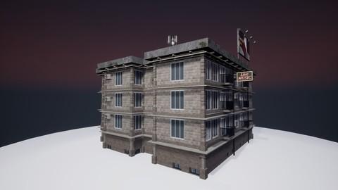 Houdini Procedural Apartment