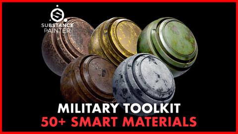 Vintage Military Tool Kit Vol.1