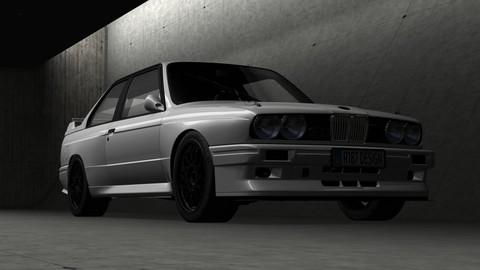 BMW M3 E30 edition R187