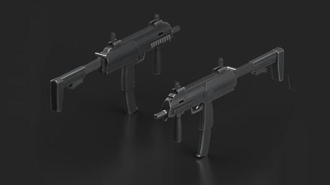 MP7 Gun