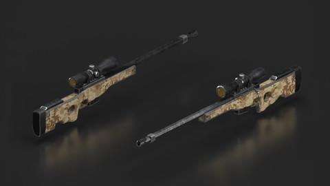 AWP Rifle
