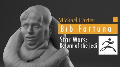 Michael Carter - Bib Fortuna - Star Wars Episode VI: Return of the Jedi