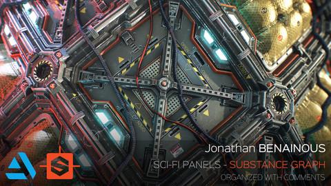 Substance - Sci-Fi Panels