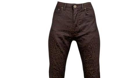 Vintage Trousers Dark