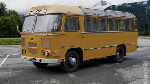PAZ-672 M
