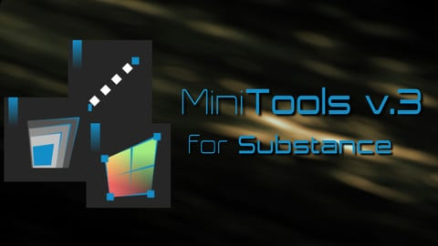 MiniTools for Substance vol.3