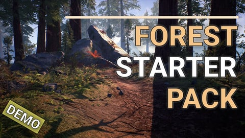 Unreal Engine - Forest Starter Pack DEMO