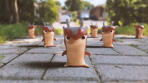 Slug terra Gongyang Model 3D model