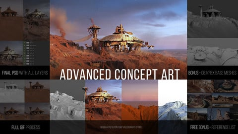 ADVANCED CONCEPT ART