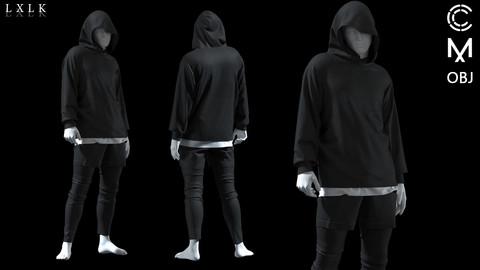 Mens Hoodie outfit