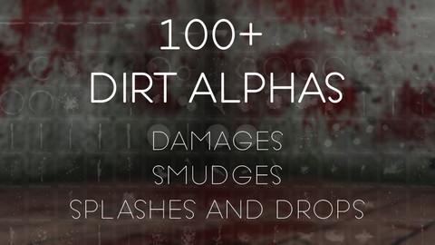 100+ Dirt Alphas