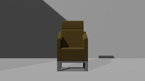 Relaxing Sofa Design