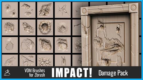 Impact! Damage Pack