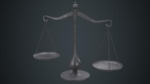 Balance Scale 1B