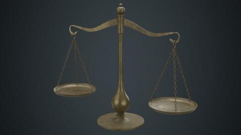 Balance Scale 1C