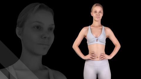 Female Scan - Olga 95