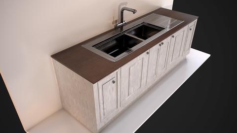 Kitchen Sink Unit