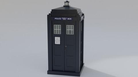 Metropolitan Police Box