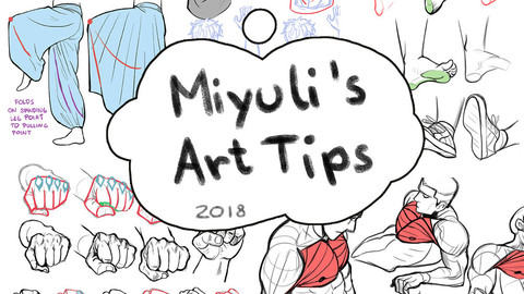 Miyuli's Art Tips 2018