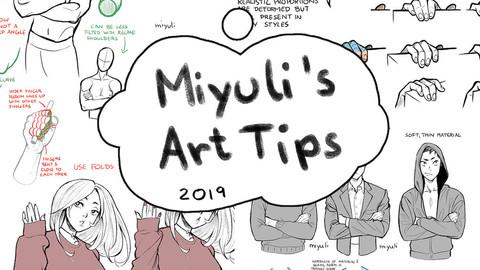 Miyuli's Art Tips 2019