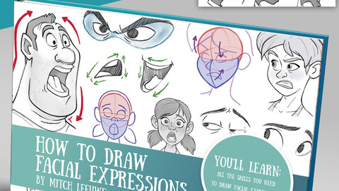 How to draw expressions ebook & video