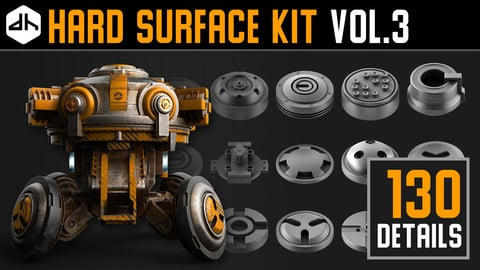 Hard Surface Kit Vol.3