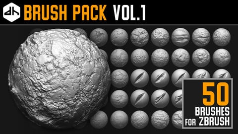 Brush Pack Vol.1