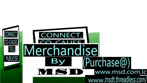 Merchandise by MSD