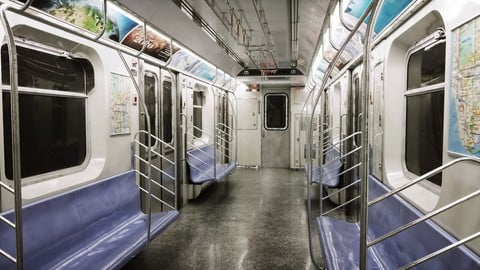 Subway Train Interior