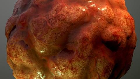 Flesh Material