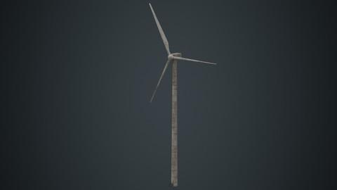 Wind Turbine 1C