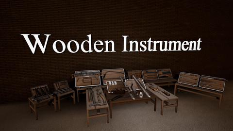 Wooden Instrument V.2