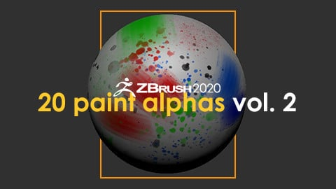 20 Paint Alphas vol. 2