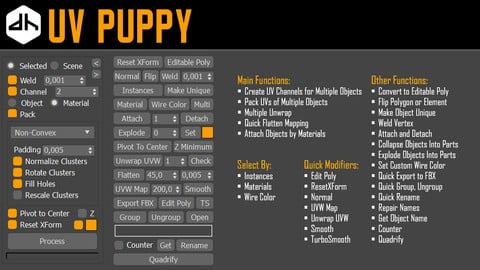 UV Puppy