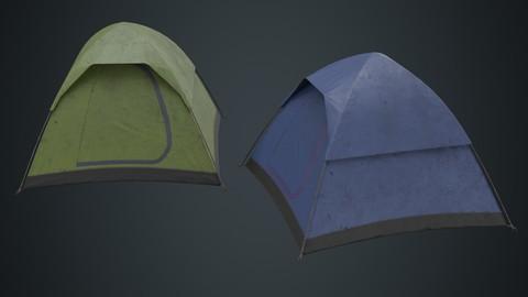 Camping Tent 1B